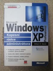 náhled knihy - Microsoft Windows XP Professional. Kapesní rádce administrátora