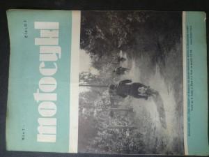náhled knihy - Motocykl (č. 7)