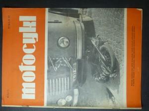 náhled knihy - Motocykl (č. 36)