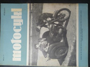 náhled knihy - Motocykl (č. 2)