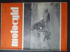 náhled knihy - Motocykl (č. 30)