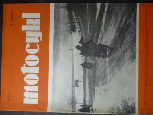 náhled knihy - Motocykl (č. 40)