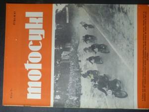 náhled knihy - Motocykl (č. 57)