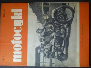 náhled knihy - Motocykl (č. 41)
