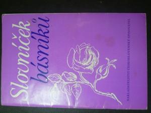 náhled knihy - Slovníček básníků