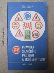 náhled knihy - Pravidla silničního provozu a zkušební testy