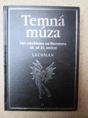 náhled knihy - Temná múza. Vliv okultismu na literaturu 18. až 20. století