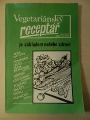 náhled knihy - Vegetariánský receptář je základem našeho zdraví
