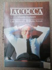 náhled knihy - Iacocca. Vlastní životopis