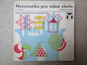 náhled knihy - Matematika pro volné chvíle : Zábavou k vědě