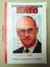 náhled knihy - Kato. Příběh opravdového člověka
