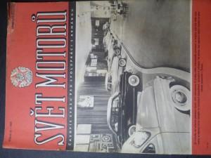 náhled knihy - Svět motorů  (č. 22)