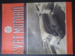 náhled knihy - Svět motorů  (č. 20)
