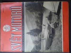 náhled knihy - Svět motorů  (č. 15)