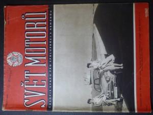 náhled knihy - Svět motorů  (č. 4)