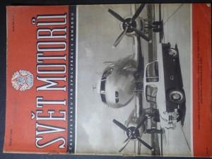 náhled knihy - Svět motorů  (č. 3)