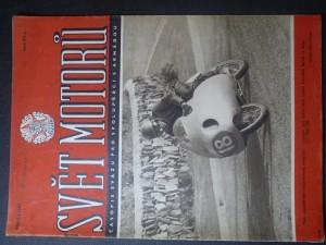 náhled knihy - Svět motorů  (č. 2)