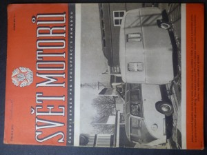 náhled knihy - Svět motorů  (č. 8)