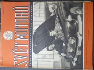 náhled knihy - Svět motorů  (č. 1)