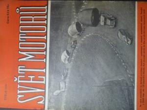 náhled knihy - Svět motorů  (č. 126)