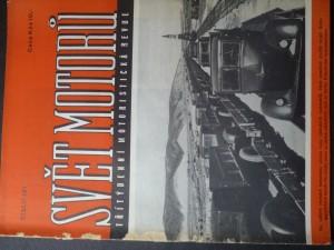 náhled knihy - Svět motorů  (č. 121)