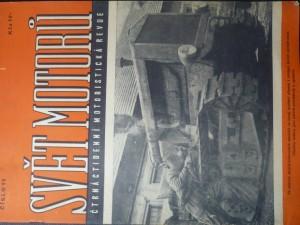 náhled knihy - Svět motorů  (č. 98)