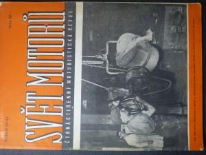 náhled knihy - Svět motorů  (č. 60-61)