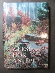 náhled knihy - Z lesů, hor a stepí : (lovecké povídky)