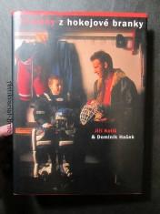 náhled knihy - Příběhy z hokejové branky