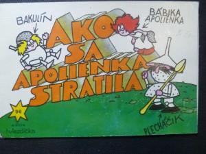 náhled knihy - Ako sa Apolienka Stratila (96)
