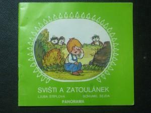 náhled knihy - Svišti a Zatloukánek