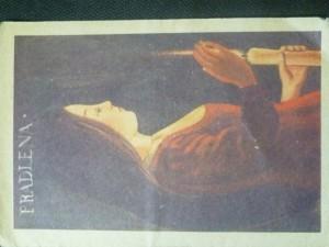 náhled knihy - Pradlena