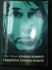 náhled knihy - Utváření osobnosti v náročných životních situacích