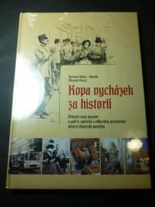náhled knihy - Kopa vycházek za historií