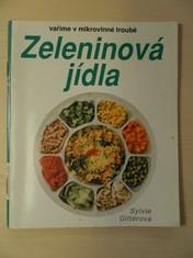 náhled knihy - Vaříme v mikrovlné troubě zeleninová jídla