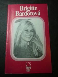 náhled knihy - Brigitte Bardotová