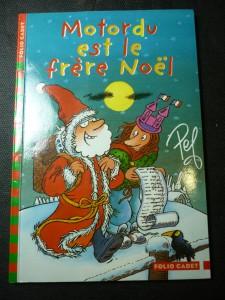 náhled knihy - motordu est le frére Noel