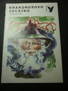 náhled knihy - Krakonošovo zrcátko : [Pohádky o Krakonošovi]