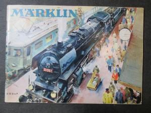 náhled knihy - Märklin D 53 D o. P.