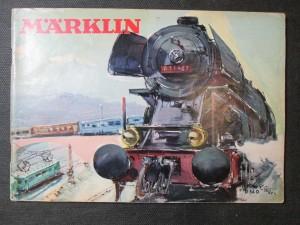náhled knihy - Märklin D 54 D 1954