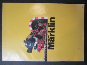 náhled knihy - Märklin 1973 I