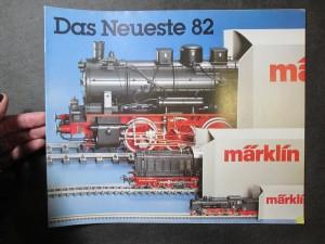 náhled knihy - Märklin. Das Neueste 82