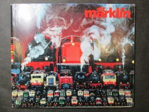 náhled knihy - Märklin 1981 D