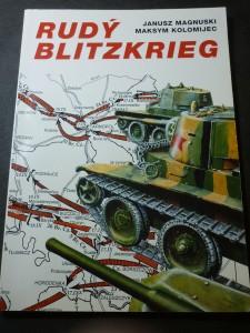 náhled knihy - Rudý Blitzkrieg : září 1939 : sovětská tanková vojska v Polsku