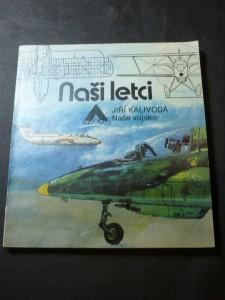 náhled knihy - Naši letci