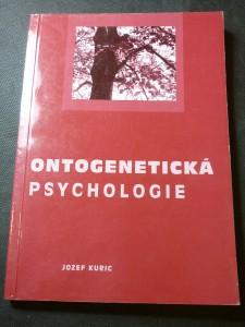 náhled knihy - Ontogenetická psychologie