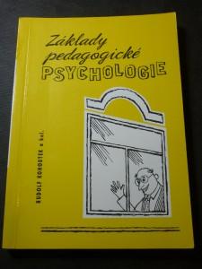 náhled knihy - Základy pedagogické psychologie