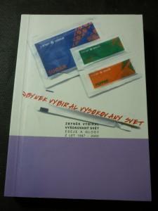 náhled knihy - Vyšokovaný svět : eseje a glosy z let 1997-2002