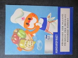 náhled knihy - Hungarofruct předkládá Vám nejlepší předpisy pro přípravu maďarské papriky