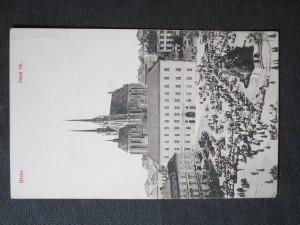 náhled knihy - Brno. Zelný trh